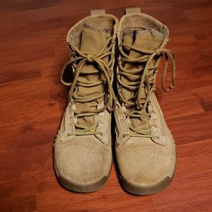 """Nike SFB 8"""" Leather Special Field Boots Coyote sz6"""